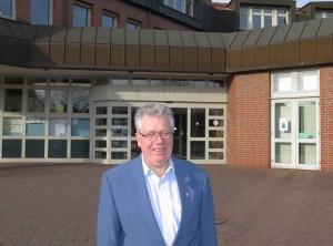 Bürgermeisterkandidat Klaus Roth