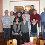 Die Wahlkreiskandidaten der BfB. Auf dem Bild fehlt beruflich bedingt Andreas Libudas