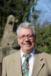 BfB Bürgermeisterkandidat Klaus Roth